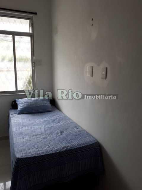 QUARTO 6. - Casa 4 quartos à venda Irajá, Rio de Janeiro - R$ 400.000 - VCA40041 - 10