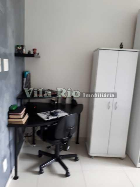 QUARTO 7. - Casa 4 quartos à venda Irajá, Rio de Janeiro - R$ 400.000 - VCA40041 - 11