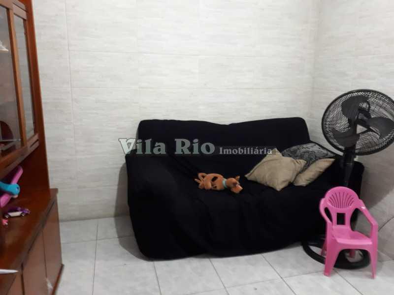 QUARTO1. - Casa 4 quartos à venda Irajá, Rio de Janeiro - R$ 400.000 - VCA40041 - 12