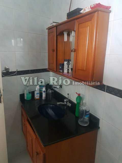 BANHEIRO 3. - Casa 4 quartos à venda Irajá, Rio de Janeiro - R$ 400.000 - VCA40041 - 15