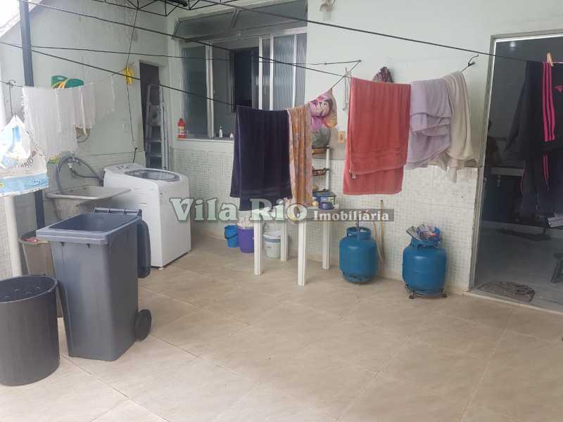 AREA 1. - Casa 4 quartos à venda Irajá, Rio de Janeiro - R$ 400.000 - VCA40041 - 23