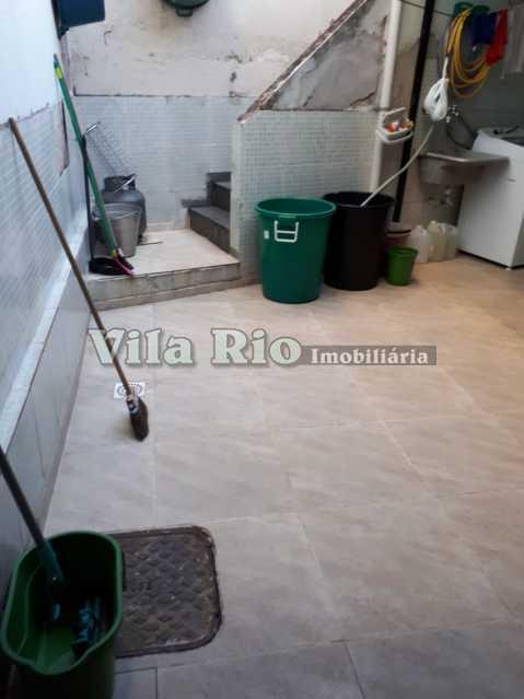 AREA 2. - Casa 4 quartos à venda Irajá, Rio de Janeiro - R$ 400.000 - VCA40041 - 24