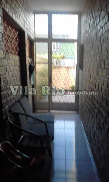 CIRCULAÇÃO.. - Casa 4 quartos à venda Irajá, Rio de Janeiro - R$ 400.000 - VCA40041 - 25