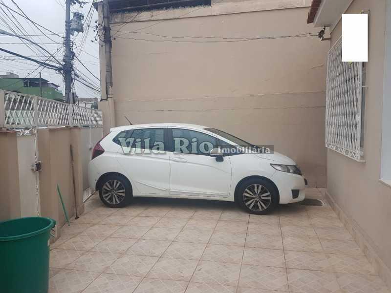 GARAGEM. - Casa 4 quartos à venda Irajá, Rio de Janeiro - R$ 400.000 - VCA40041 - 26