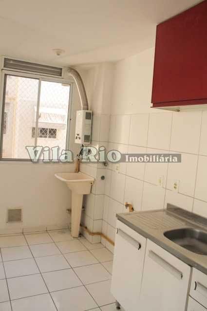 COZINHA 2. - Apartamento 3 quartos à venda Cordovil, Rio de Janeiro - R$ 225.000 - VAP30232 - 16