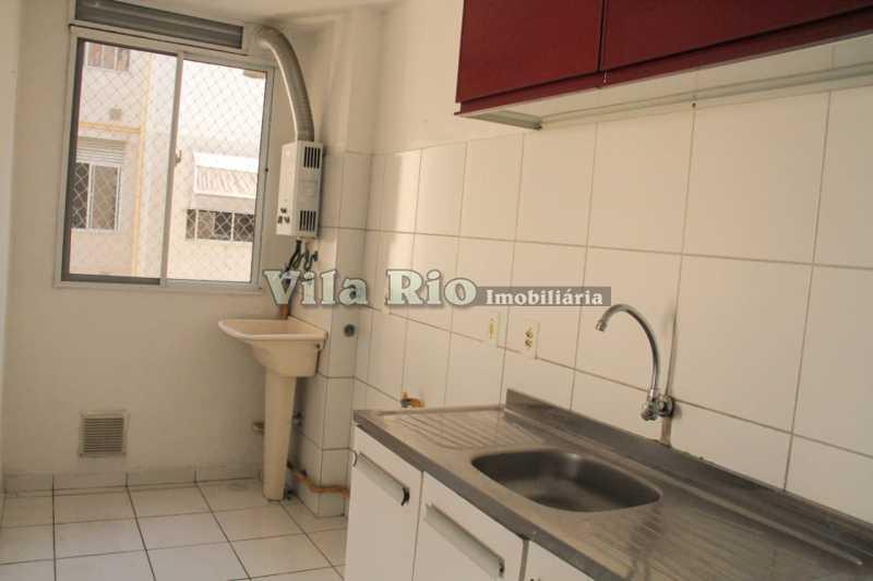 COZINHA 4. - Apartamento 3 quartos à venda Cordovil, Rio de Janeiro - R$ 225.000 - VAP30232 - 18