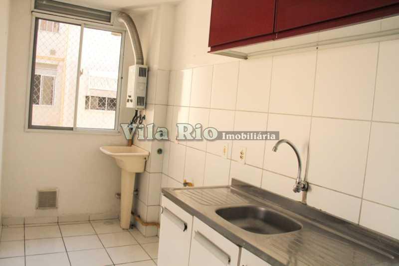 COZINHA 5. - Apartamento 3 quartos à venda Cordovil, Rio de Janeiro - R$ 225.000 - VAP30232 - 19