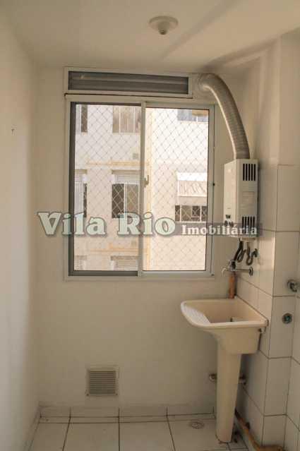 AREA. - Apartamento 3 quartos à venda Cordovil, Rio de Janeiro - R$ 225.000 - VAP30232 - 20