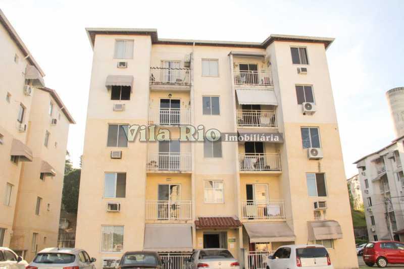 FACHADA. - Apartamento 3 quartos à venda Cordovil, Rio de Janeiro - R$ 225.000 - VAP30232 - 28
