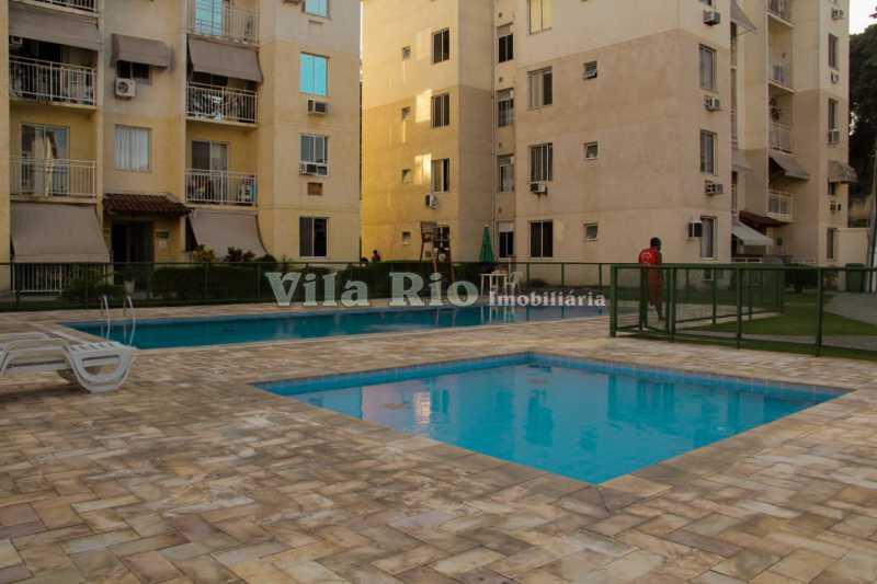 PISCINA 1. - Apartamento 3 quartos à venda Cordovil, Rio de Janeiro - R$ 225.000 - VAP30232 - 23