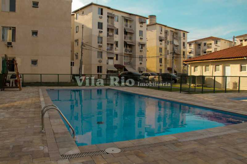 PISCINA 2. - Apartamento 3 quartos à venda Cordovil, Rio de Janeiro - R$ 225.000 - VAP30232 - 24