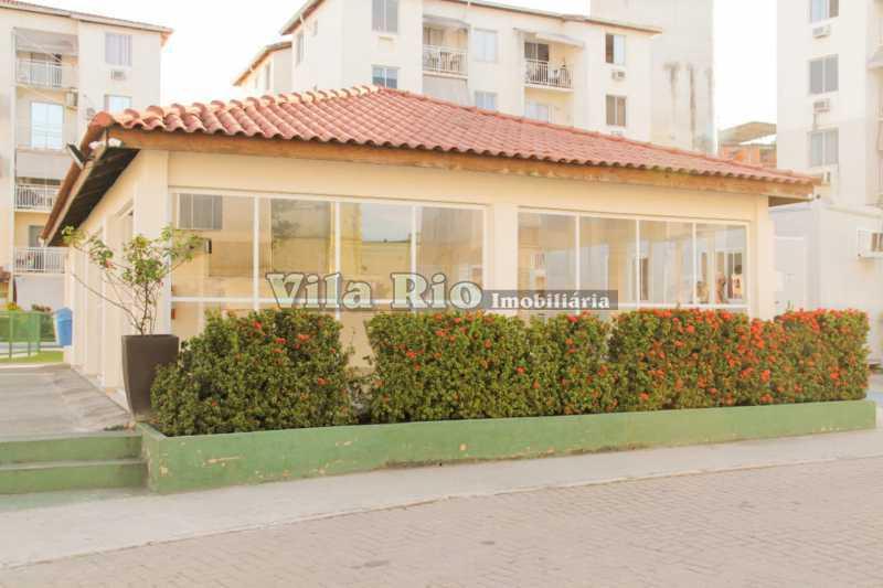 SALÃO FESTAS. - Apartamento 3 quartos à venda Cordovil, Rio de Janeiro - R$ 225.000 - VAP30232 - 27