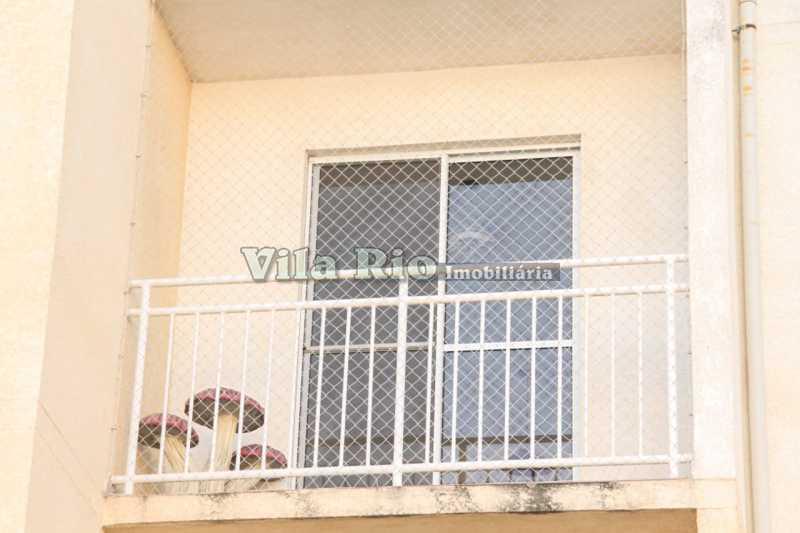 VARANDA. - Apartamento 3 quartos à venda Cordovil, Rio de Janeiro - R$ 225.000 - VAP30232 - 21