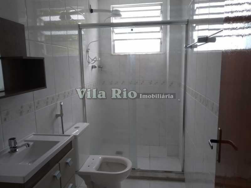 BANHEIRO - Apartamento 2 quartos para alugar Irajá, Rio de Janeiro - R$ 1.150 - VAP20783 - 10