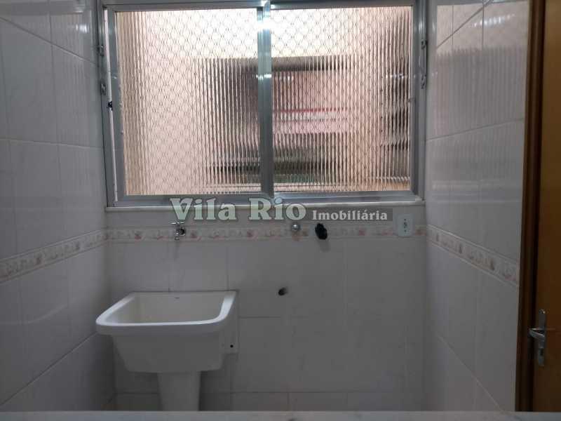 AREA - Apartamento 2 quartos para alugar Irajá, Rio de Janeiro - R$ 1.150 - VAP20783 - 14