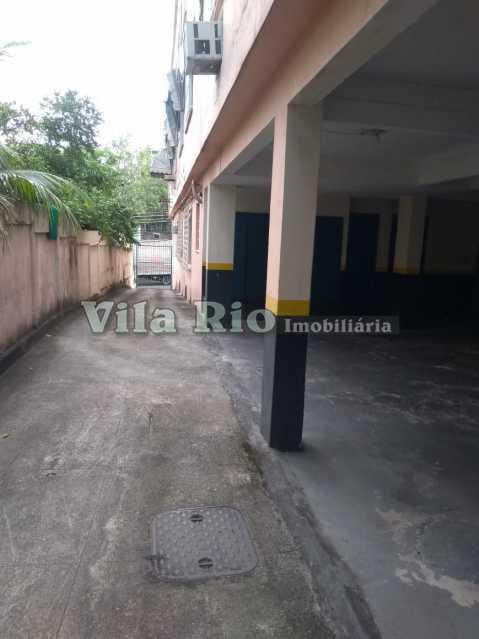 GARAGEM - Apartamento 2 quartos para alugar Irajá, Rio de Janeiro - R$ 1.150 - VAP20783 - 16