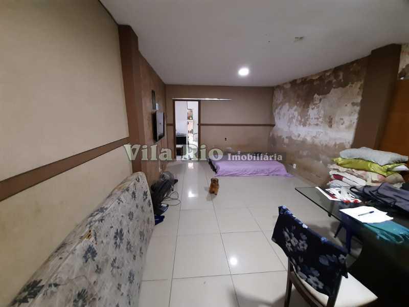SALA 2 - Casa de Vila 4 quartos à venda Olaria, Rio de Janeiro - R$ 380.000 - VCV40002 - 3
