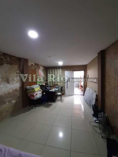 SALA - Casa de Vila 4 quartos à venda Olaria, Rio de Janeiro - R$ 380.000 - VCV40002 - 1