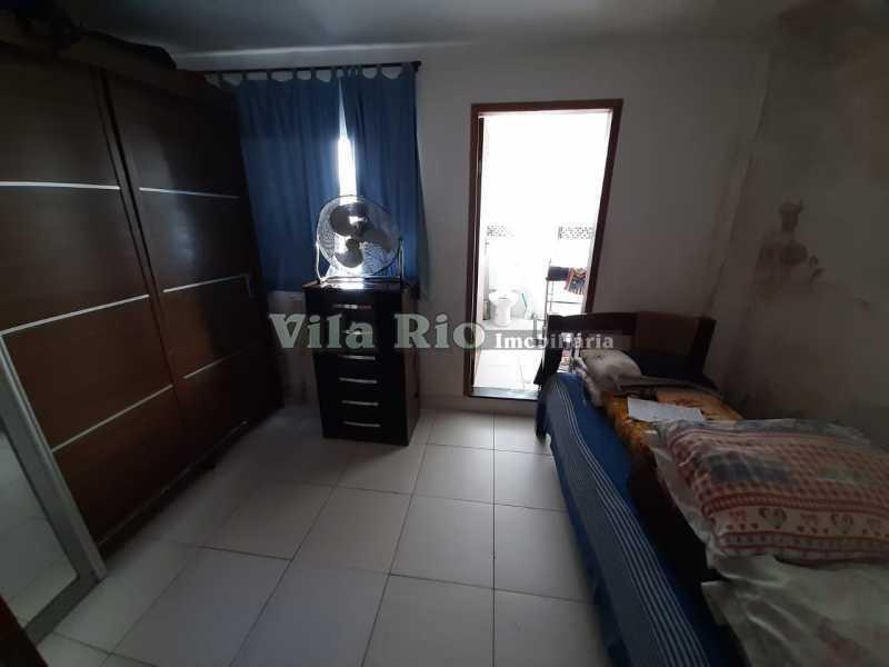 1º QUARTO - Casa de Vila 4 quartos à venda Olaria, Rio de Janeiro - R$ 380.000 - VCV40002 - 4