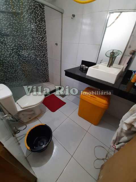 BANHEIRO SOCIAL - Casa de Vila 4 quartos à venda Olaria, Rio de Janeiro - R$ 380.000 - VCV40002 - 13