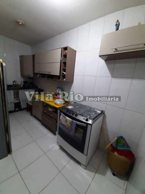 COZINHA 2 - Casa de Vila 4 quartos à venda Olaria, Rio de Janeiro - R$ 380.000 - VCV40002 - 14