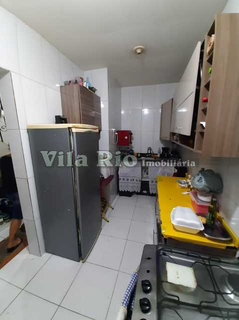COZINHA - Casa de Vila 4 quartos à venda Olaria, Rio de Janeiro - R$ 380.000 - VCV40002 - 15