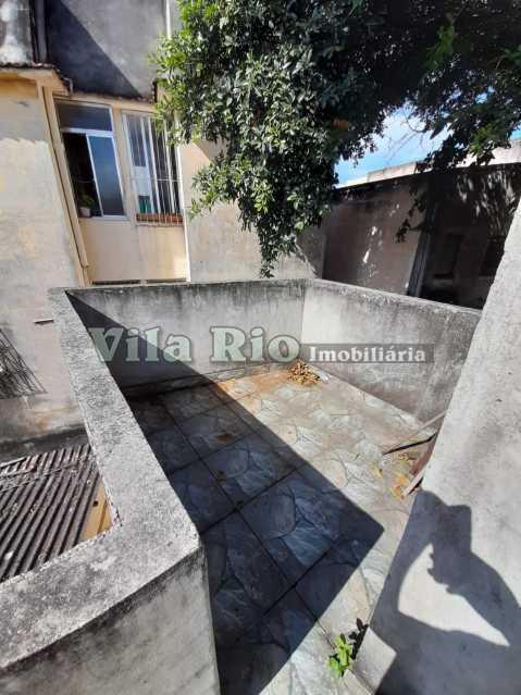 AREA EXTERNA - Casa de Vila 4 quartos à venda Olaria, Rio de Janeiro - R$ 380.000 - VCV40002 - 18