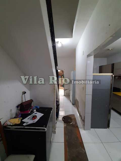 CIRCULAÇÃO TERREA - Casa de Vila 4 quartos à venda Olaria, Rio de Janeiro - R$ 380.000 - VCV40002 - 22