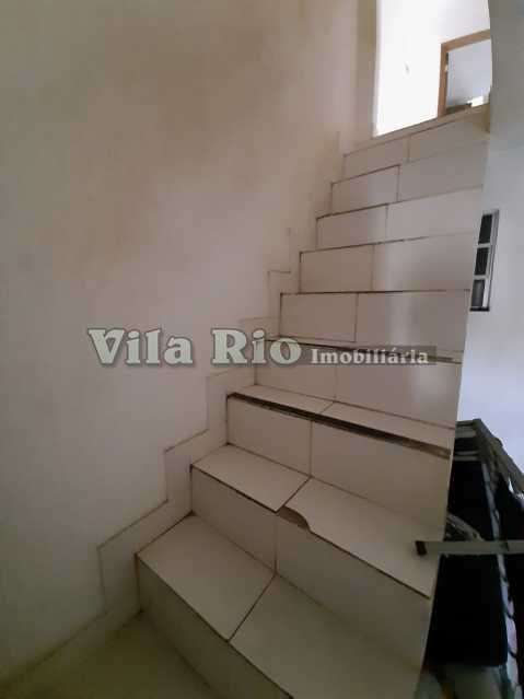 ESCADA PARA 3º PAV - Casa de Vila 4 quartos à venda Olaria, Rio de Janeiro - R$ 380.000 - VCV40002 - 26