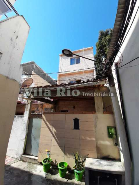 FACHADA DA CASA - Casa de Vila 4 quartos à venda Olaria, Rio de Janeiro - R$ 380.000 - VCV40002 - 28