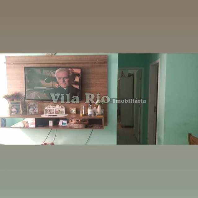 SALA 1. - Apartamento 2 quartos à venda Honório Gurgel, Rio de Janeiro - R$ 120.000 - VAP20785 - 3