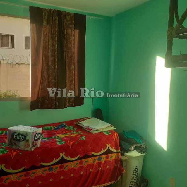 QUARTO 1. - Apartamento 2 quartos à venda Honório Gurgel, Rio de Janeiro - R$ 120.000 - VAP20785 - 5