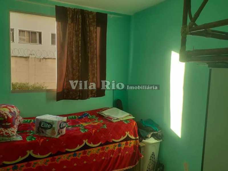 QUARTO 2. - Apartamento 2 quartos à venda Honório Gurgel, Rio de Janeiro - R$ 120.000 - VAP20785 - 6
