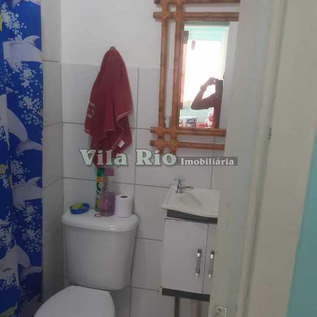 BANHEIRO. - Apartamento 2 quartos à venda Honório Gurgel, Rio de Janeiro - R$ 120.000 - VAP20785 - 9