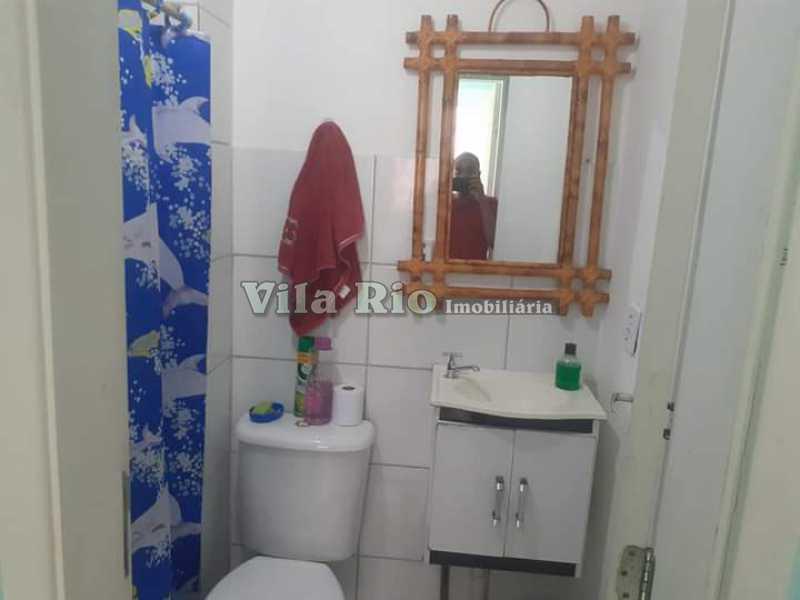 BANHEIRO1. - Apartamento 2 quartos à venda Honório Gurgel, Rio de Janeiro - R$ 120.000 - VAP20785 - 10