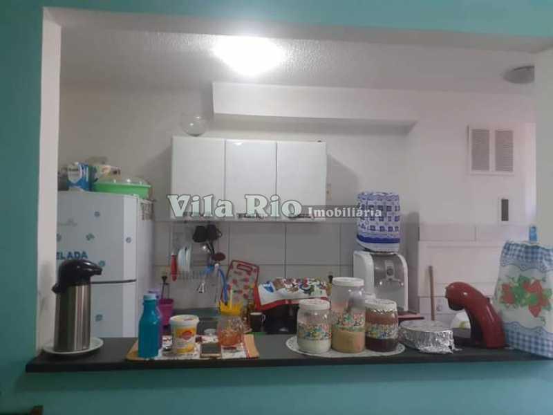 COZINHA 1. - Apartamento 2 quartos à venda Honório Gurgel, Rio de Janeiro - R$ 120.000 - VAP20785 - 11