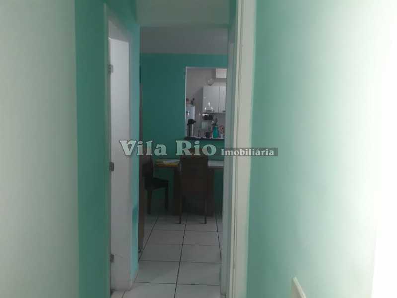 CIRCULAÇÃO 1. - Apartamento 2 quartos à venda Honório Gurgel, Rio de Janeiro - R$ 120.000 - VAP20785 - 17