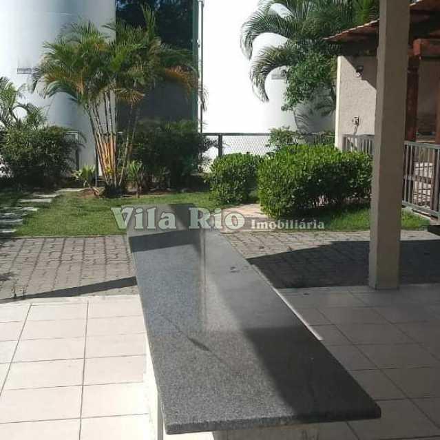 AREA EXTERNA. - Apartamento 2 quartos à venda Honório Gurgel, Rio de Janeiro - R$ 120.000 - VAP20785 - 20