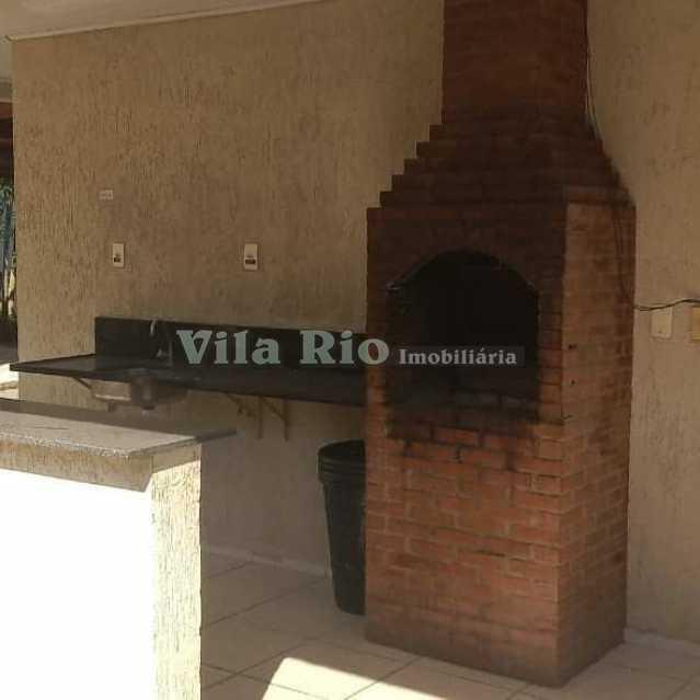 CHURRASQUEIRA. - Apartamento 2 quartos à venda Honório Gurgel, Rio de Janeiro - R$ 120.000 - VAP20785 - 22