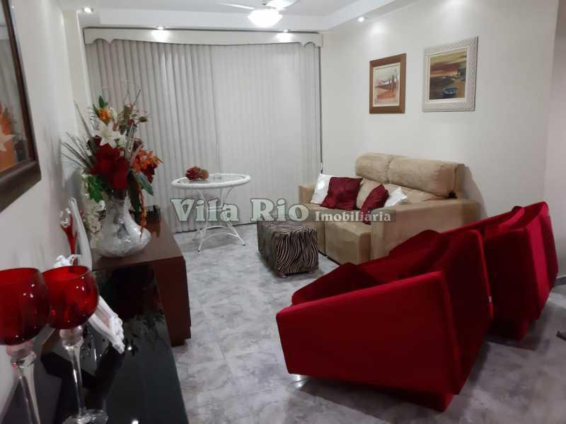 SALA 1. - Apartamento 3 quartos à venda Vista Alegre, Rio de Janeiro - R$ 650.000 - VAP30233 - 1