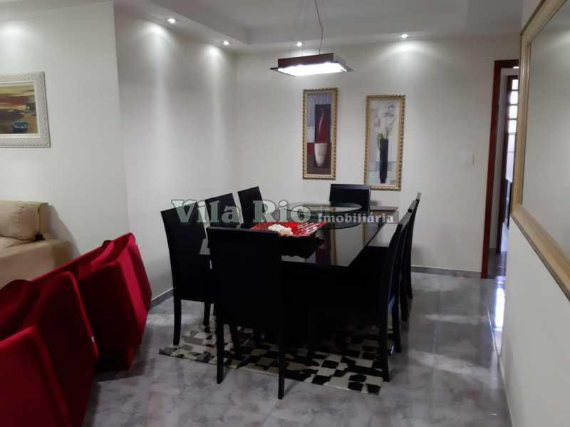 SALA 2. - Apartamento 3 quartos à venda Vista Alegre, Rio de Janeiro - R$ 650.000 - VAP30233 - 3