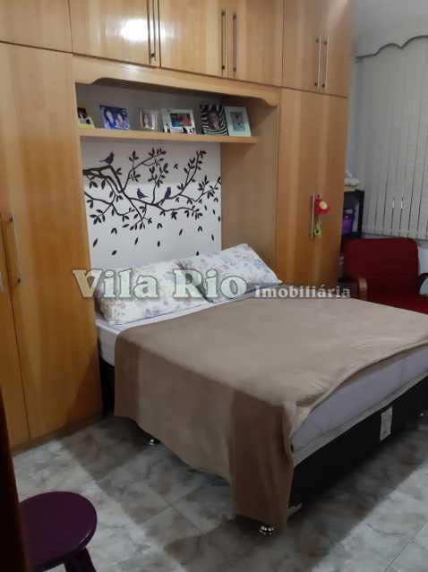 QUARTO 1. - Apartamento 3 quartos à venda Vista Alegre, Rio de Janeiro - R$ 650.000 - VAP30233 - 5