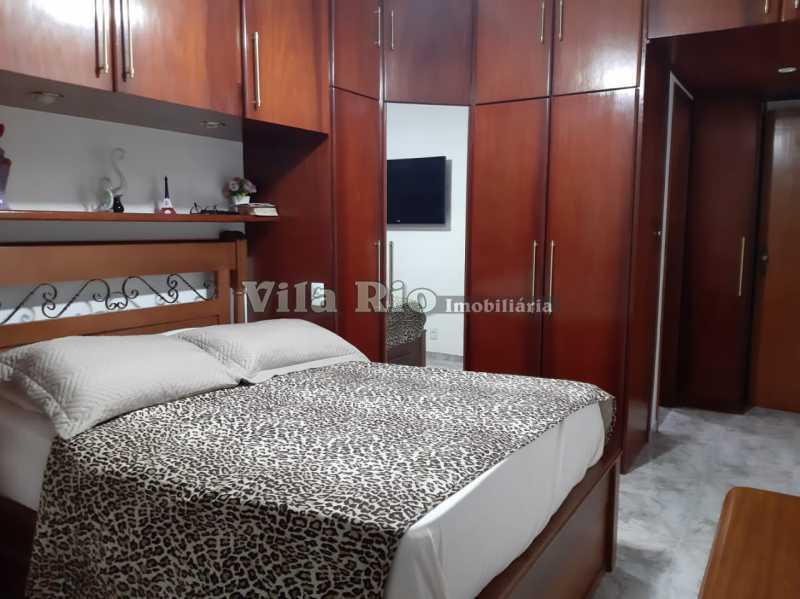 QUARTO 7. - Apartamento 3 quartos à venda Vista Alegre, Rio de Janeiro - R$ 650.000 - VAP30233 - 11