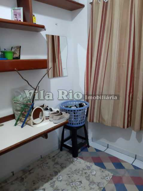 QUARTO 8. - Apartamento 3 quartos à venda Vista Alegre, Rio de Janeiro - R$ 650.000 - VAP30233 - 12