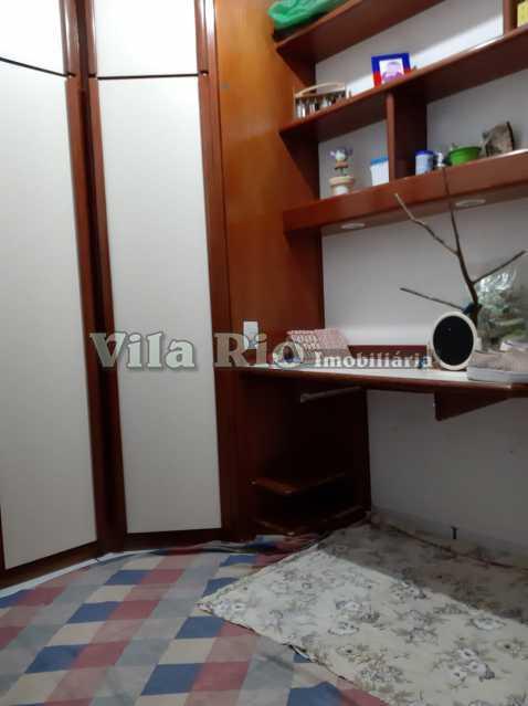 QUARTO 9. - Apartamento 3 quartos à venda Vista Alegre, Rio de Janeiro - R$ 650.000 - VAP30233 - 13