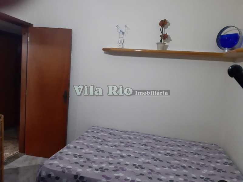 QUARTO 10. - Apartamento 3 quartos à venda Vista Alegre, Rio de Janeiro - R$ 650.000 - VAP30233 - 14