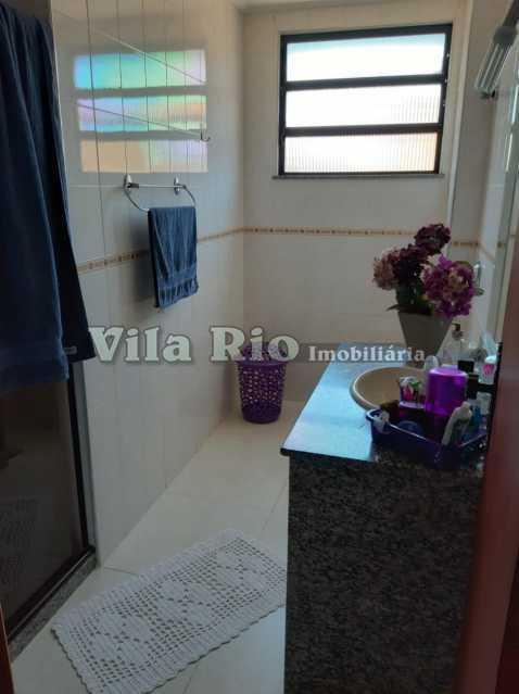 BANHEIRO 2. - Apartamento 3 quartos à venda Vista Alegre, Rio de Janeiro - R$ 650.000 - VAP30233 - 16