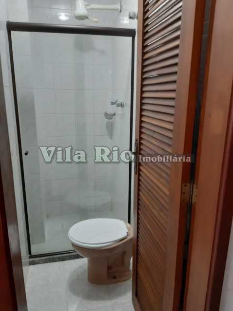 BANHEIRO 4. - Apartamento 3 quartos à venda Vista Alegre, Rio de Janeiro - R$ 650.000 - VAP30233 - 17