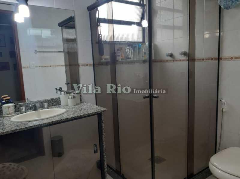 BANHEIRO 6. - Apartamento 3 quartos à venda Vista Alegre, Rio de Janeiro - R$ 650.000 - VAP30233 - 19