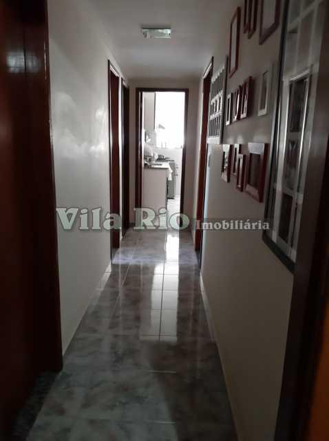 CIRCULAÇÃO. - Apartamento 3 quartos à venda Vista Alegre, Rio de Janeiro - R$ 650.000 - VAP30233 - 20